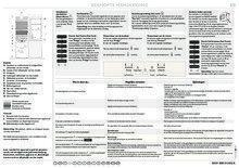 Gebruiksaanwijzing SMEG koelkast inbouw CR325PNFZ