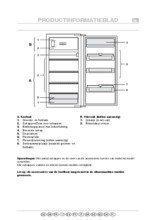 Gebruiksaanwijzing SMEG koelkast inbouw FR2202P1