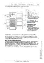 Gebruiksaanwijzing SMEG koelkast inbouw FR270AP