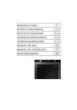 Gebruiksaanwijzing SMEG oven inbouw S45MFX2