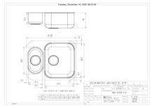Gebruiksaanwijzing SMEG spoelbak onderbouw UM3416/1