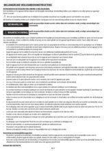 Gebruiksaanwijzing WHIRLPOOL afzuigkap AKR559/2IX