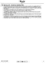 Gebruiksaanwijzing WHIRLPOOL afzuigkap AKR563IX