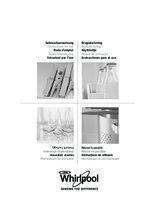 Gebruiksaanwijzing WHIRLPOOL magnetron inbouw AMW423IX