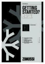 Gebruiksaanwijzing ZANUSSI koelkast ZRA40100WA