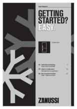 Gebruiksaanwijzing ZANUSSI koelkast inbouw ZTAN14FS1