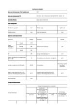 Instructie AEG koelkast inbouw SDB412E1AS