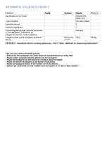 Instructie AEG kookplaat inbouw inductie IKE6445SFB