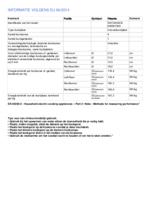 Instructie AEG kookplaat inbouw inductie IKE74440CB