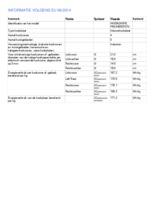 Instructie AEG kookplaat inductie HK6542H0FB