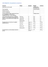 Instructie AEG kookplaat inductie HK8542H1FB