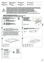 Instructie ASKO kookplaat inductie HI1643G (outlet)