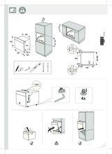 Instructie ASKO oven inbouw OT8636S
