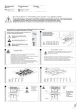 Instructie ATAG kookplaat inbouw HG7592EBA