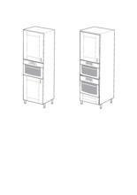 Instructie BAUKNECHT combi stoomoven ESTM9145PT