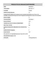 Instructie BAUKNECHT koelkast inbouw KRIE7887/A++
