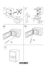 Instructie BAUKNECHT magnetron inbouw EMWP9238PT