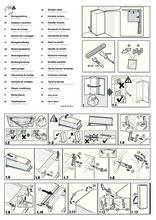 Instructie BOSCH koelkast rvs-look KSV33VL30
