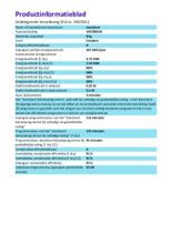 Instructie INVENTUM droger condens VDC8001W