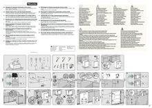 Instructie MIELE vaatwasser inbouw smal G4760 SCVi