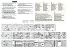 Instructie MIELE vaatwasser inbouw zwart G4910 SCi