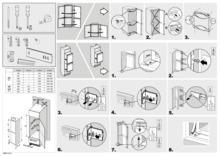 Instructie PELGRIM koelkast inbouw PKS5122K