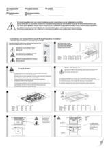 Instructie PELGRIM kookplaat inbouw GK964RVSA