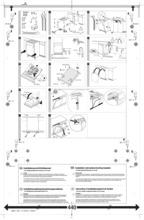 Instructie PELGRIM vaatwasser inbouw smal GVW447ONY