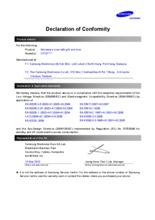 Instructie SAMSUNG combi-magnetron rvs CP1370