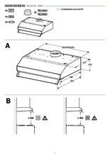 Instructie SIEMENS afzuigkap onderbouw LU10153EU