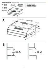 Instructie SIEMENS afzuigkap onderbouw LU17153