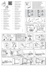 Instructie SIEMENS koelkast inbouw KI31RED30