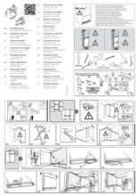 Instructie SIEMENS koelkast inbouw KI42LVF30
