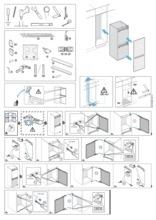 Instructie SIEMENS koelkast inbouw KI86SAD30