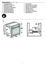 Instructie SIEMENS oven met magnetron HM633GNS1