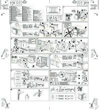 Instructie SIEMENS vaatwasser inbouw SN69E000NL