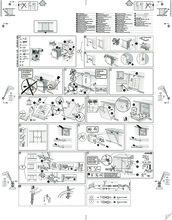 Instructie SIEMENS vaatwasser inbouw verhoogd SX68M046EU