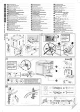 Instructie SIEMENS vaatwasser wit SN28M250EU