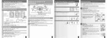 Instructie SIEMENS wasmachine WM14B262NL