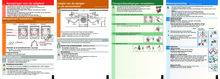 Instructie SIEMENS wasmachine WM14E396NL