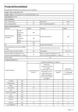 Instructie SMEG koelkast inbouw S4C122F