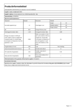 Instructie SMEG vaatwasser vrijstaand rvs LVS533PXIN
