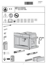 Instructie V-ZUG koffiemachine inbouw CoffeeCenter V6000 45