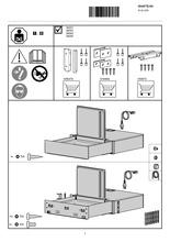 Instructie V-ZUG vacumeerlade inbouw VacuDrawer V6000 14 zwart glas
