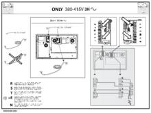Instructie WHIRLPOOL kookplaat inductie ACM795LX