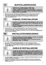 Instructie WHIRLPOOL wasmachine AWO6598SM