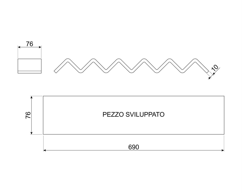 Maattekening SMEG koolstoffilter FLTHOBD4