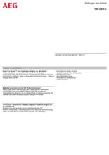 Product informatie AEG stofzuiger zwart VX6-2-EB-C