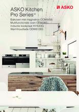 Product informatie ASKO oven met magnetron OCM8456S