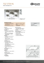 Product informatie BAUKNECHT kookplaat inbouw TGZ5759IXL